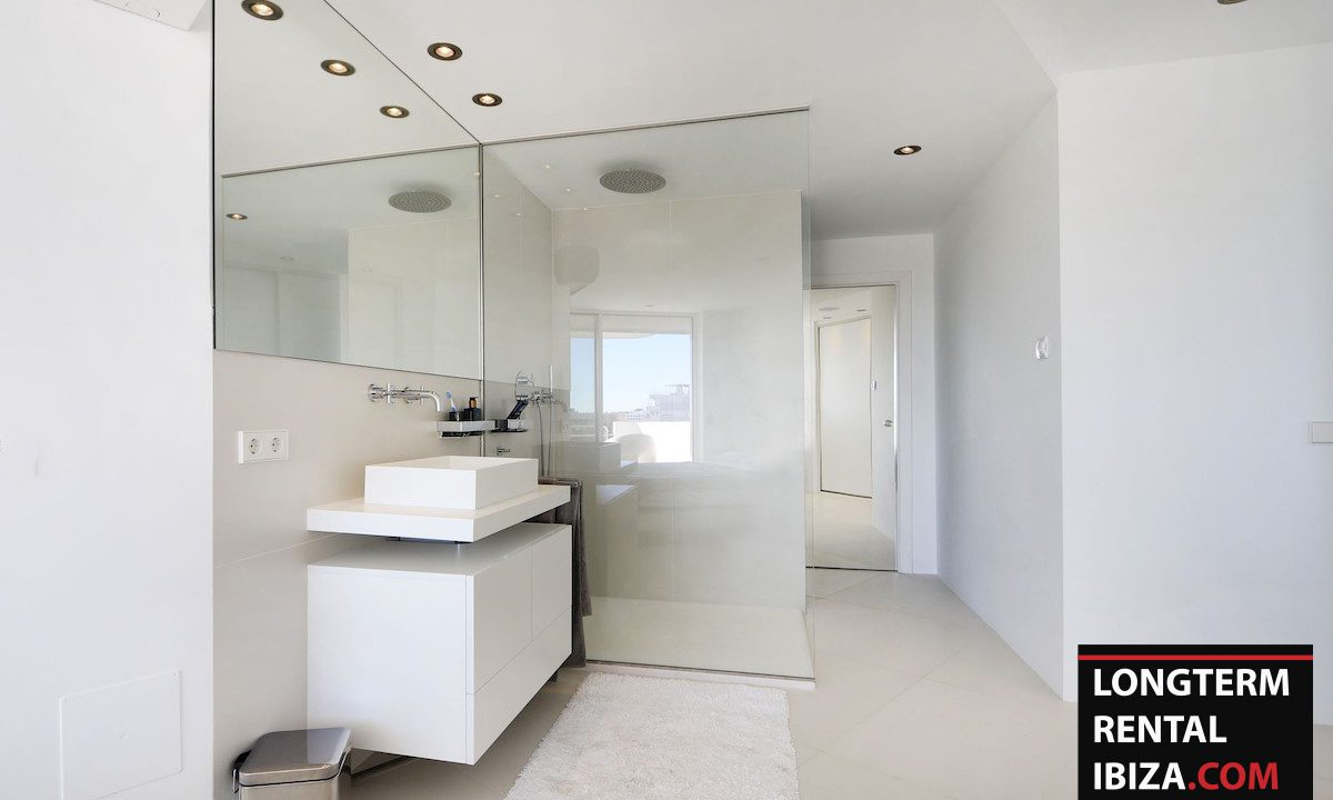 Long term rental Ibzia - Penthouse White dream 3