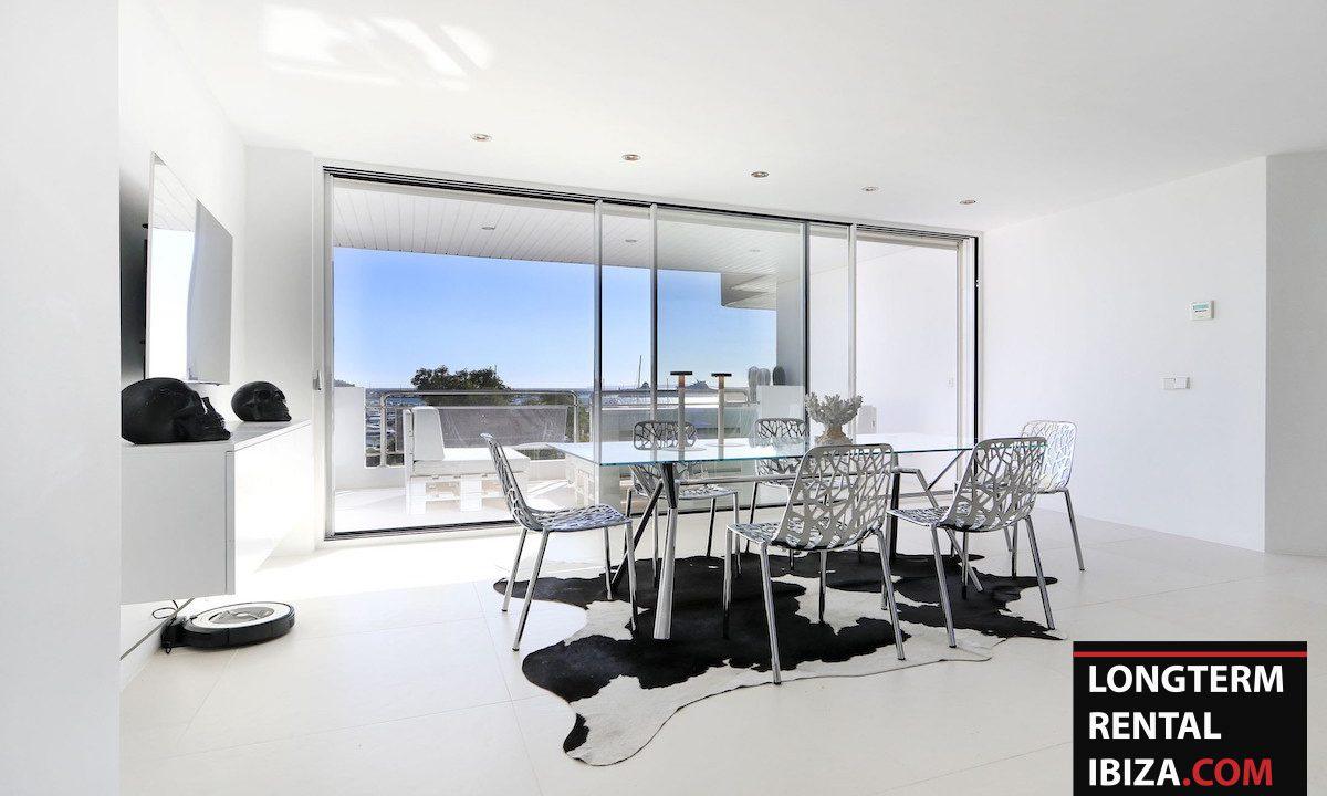 Long term rental Ibzia - Penthouse White dream 6