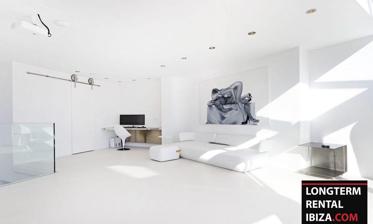 Long term rental Ibzia - Penthouse White dream 7
