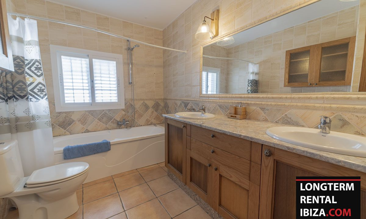 Long term rental Ibzia - Villa Catalina 10