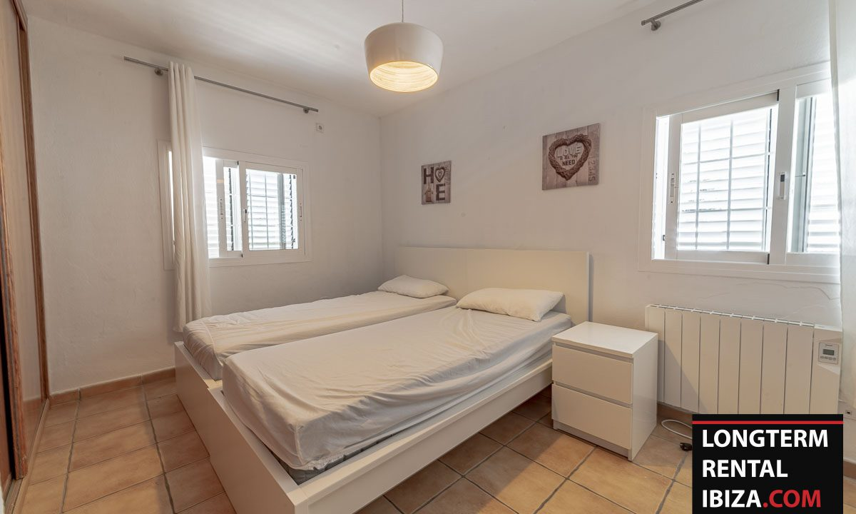 Long term rental Ibzia - Villa Catalina 13