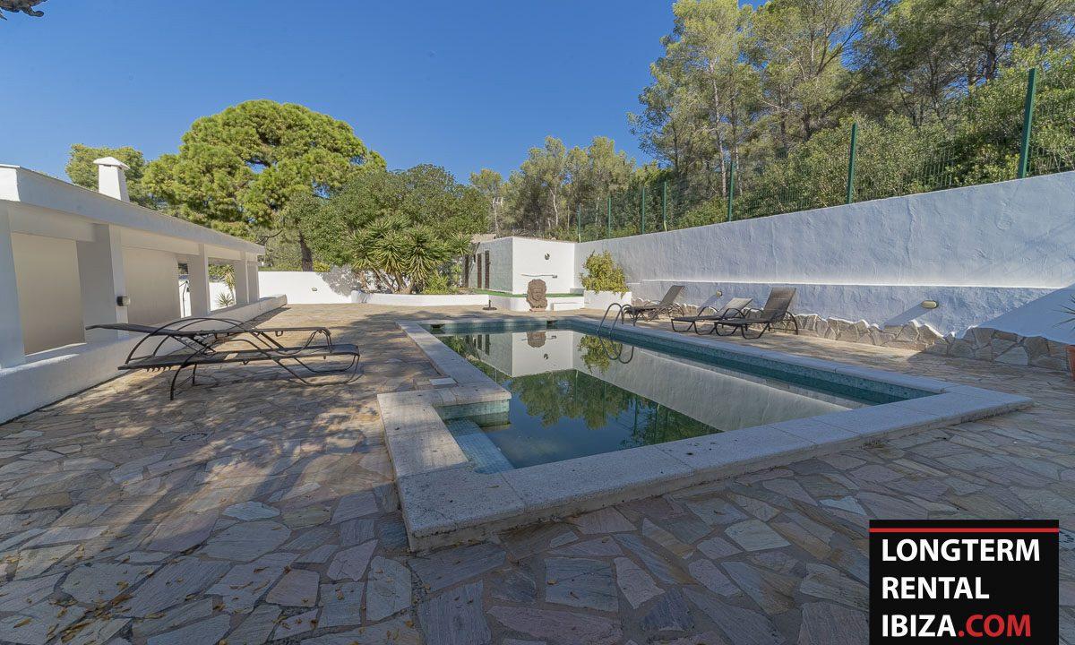 Long term rental Ibzia - Villa Catalina 4