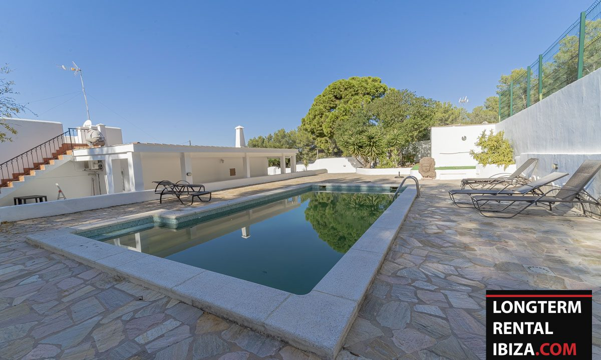 Long term rental Ibzia - Villa Catalina 5