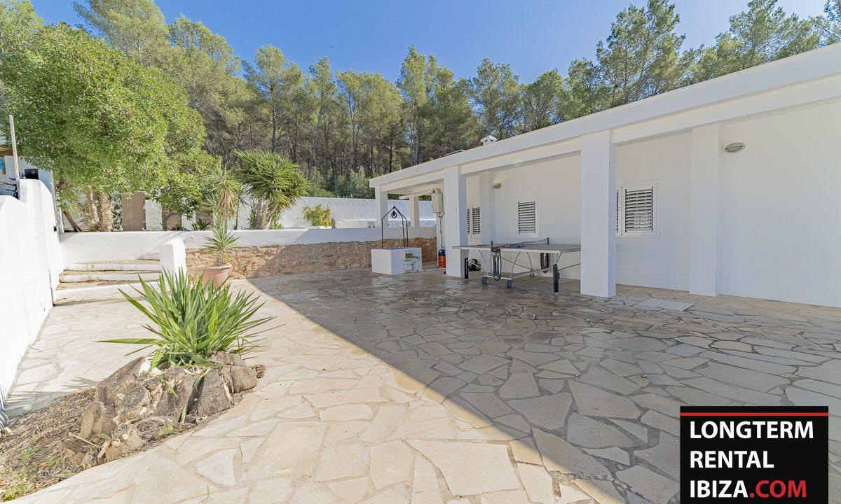 Long term rental Ibzia - Villa Catalina 7