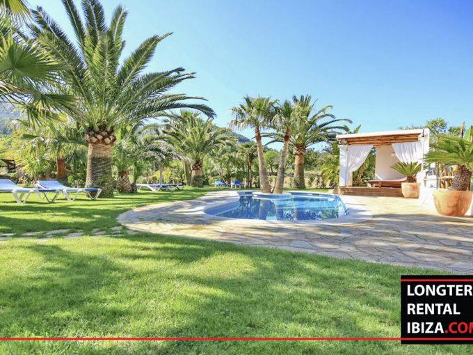 Long term rental Ibzia - Villa Citroen