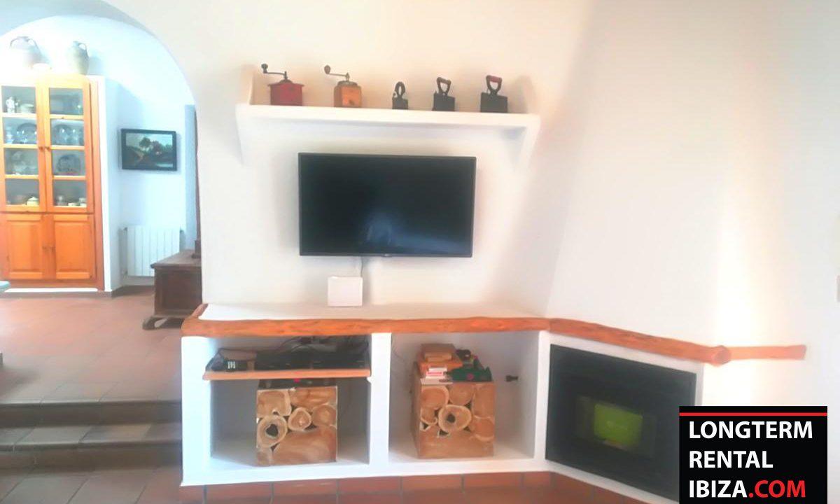 Long term rental Ibzia - Villa Matue 1