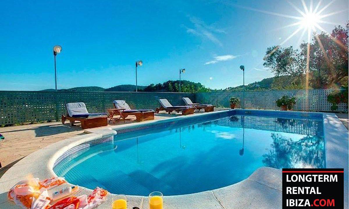 Long term rental Ibzia - Villa Matue 10