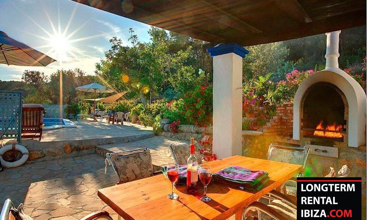 Long term rental Ibzia - Villa Matue 11