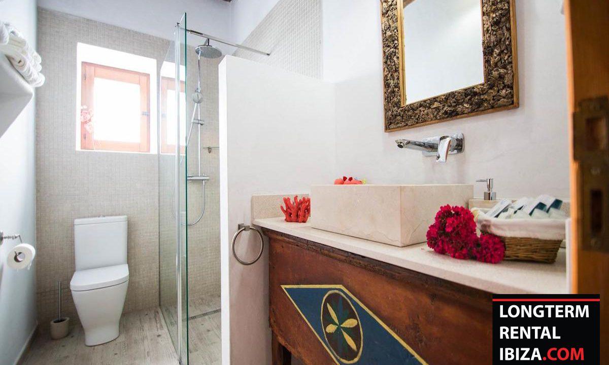 Long term rental Ibzia - Villa Matue 13