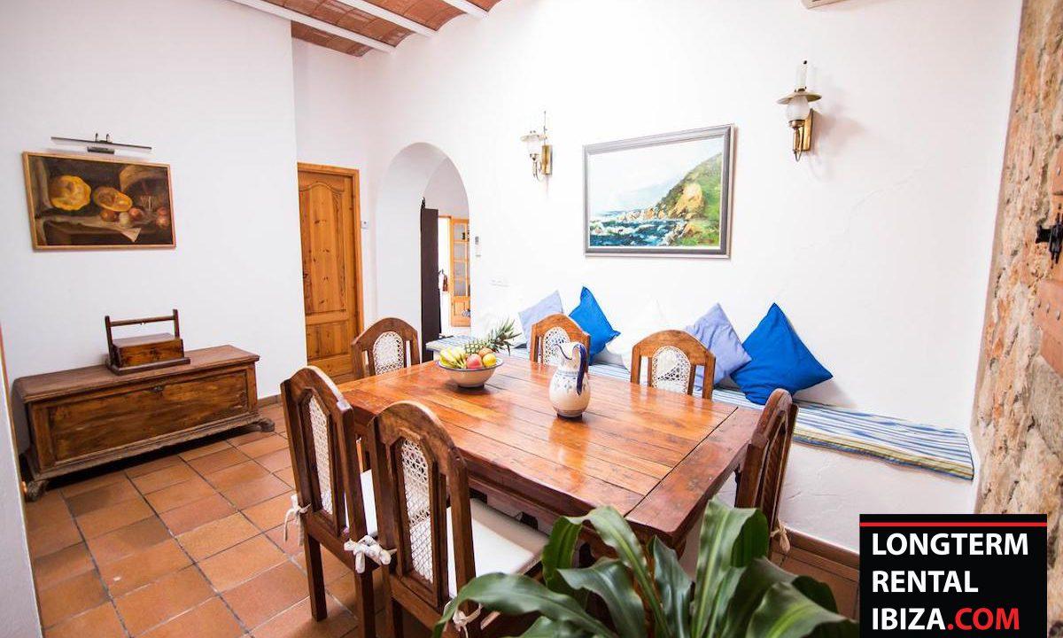 Long term rental Ibzia - Villa Matue 16
