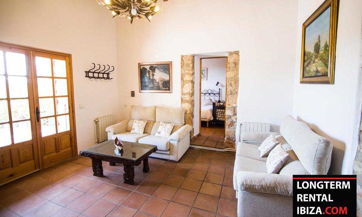 Long term rental Ibzia - Villa Matue 17