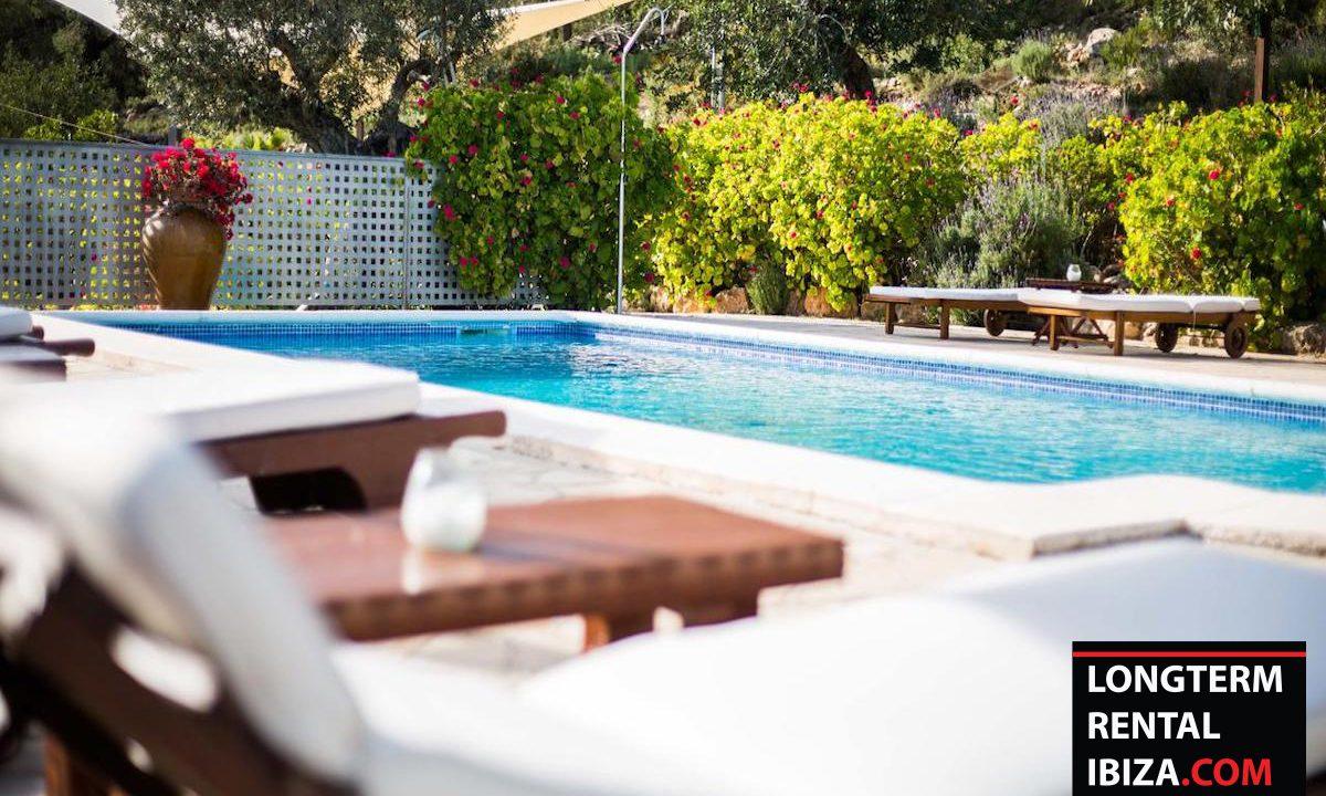 Long term rental Ibzia - Villa Matue 2