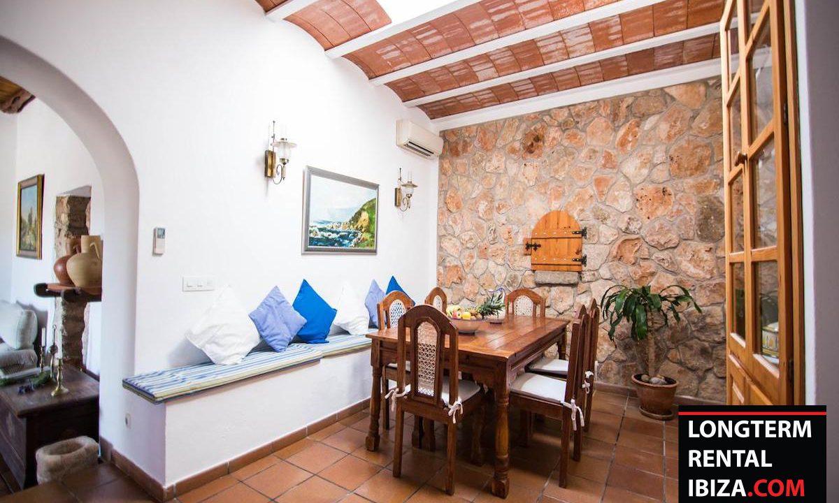 Long term rental Ibzia - Villa Matue 25