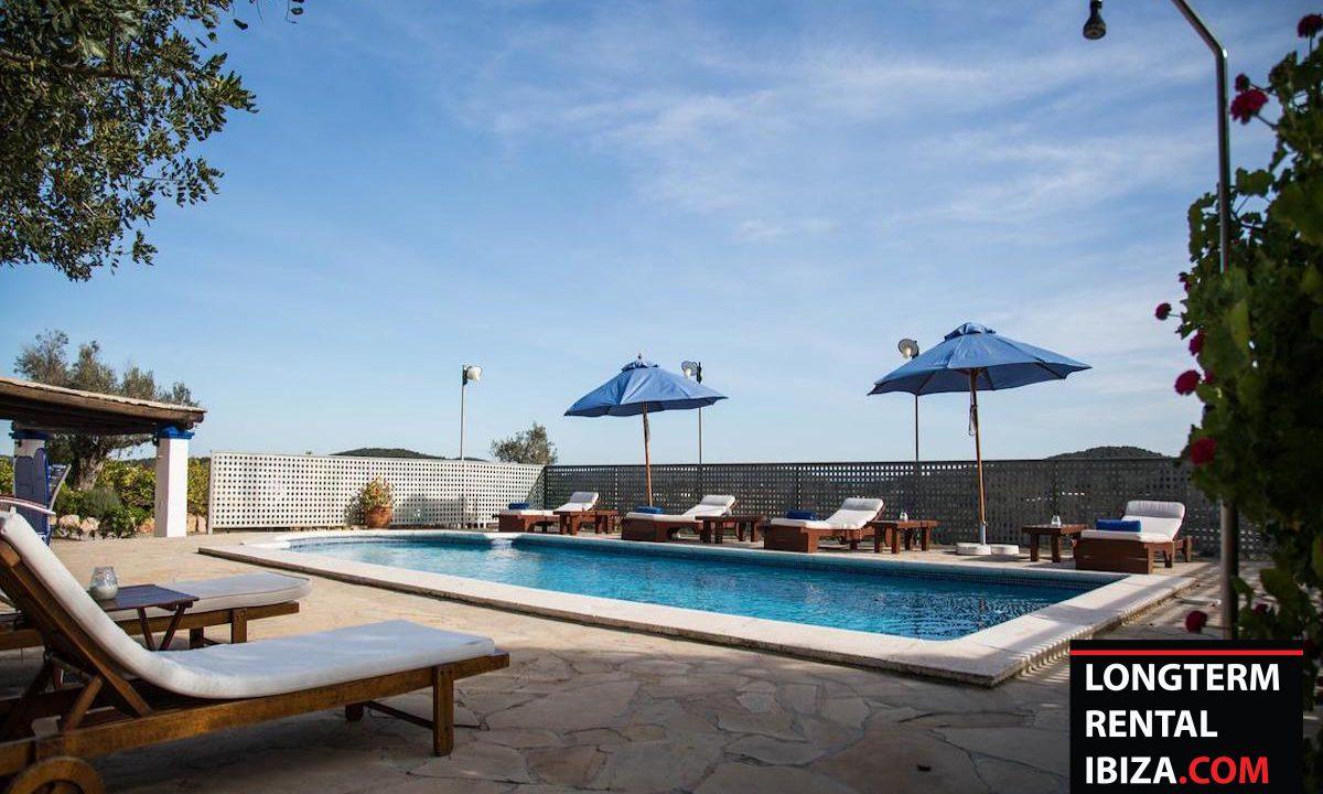 Long term rental Ibzia - Villa Matue 28