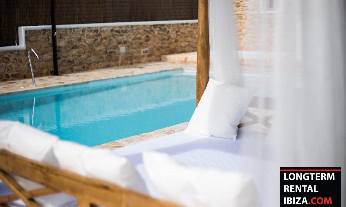 Long term rental Ibzia - Villa Matue 3