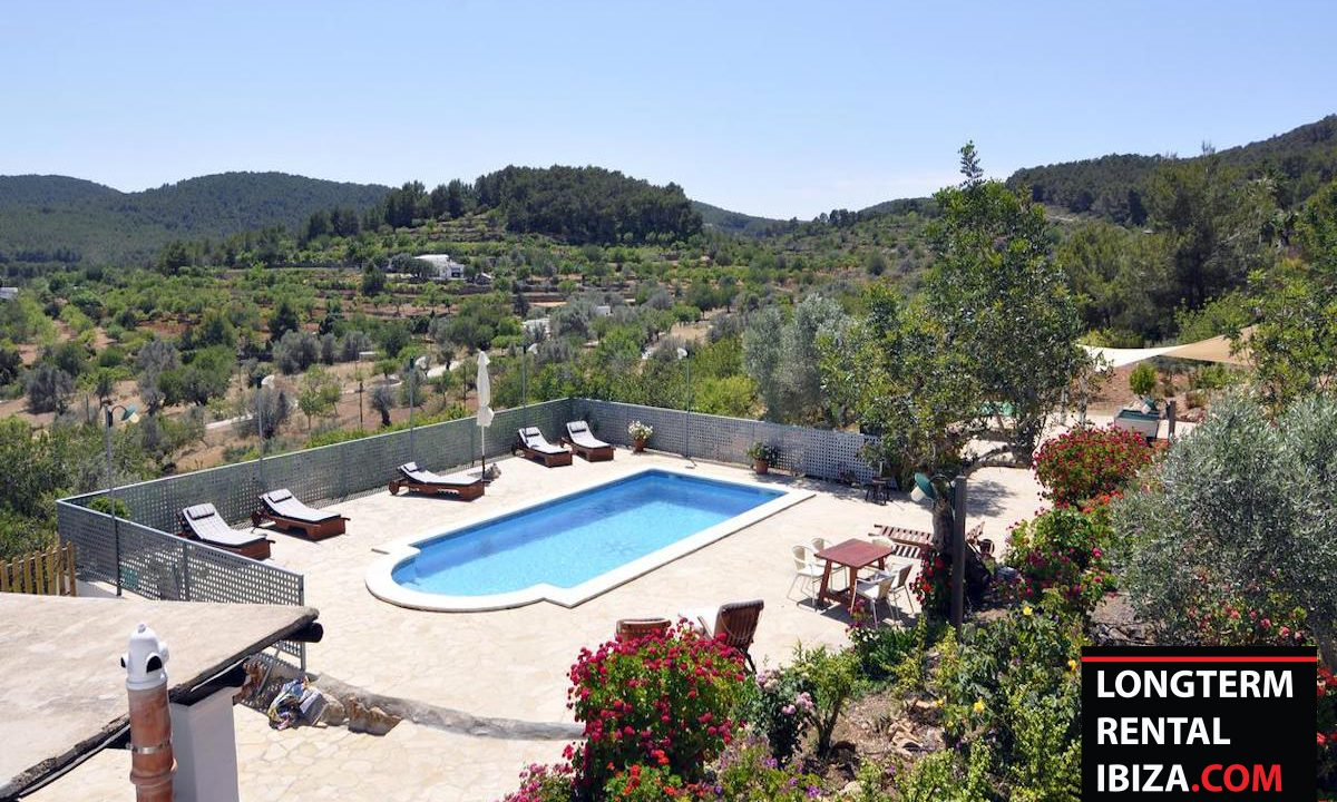 Long term rental Ibzia - Villa Matue 4