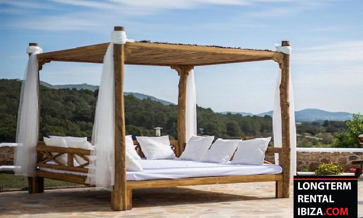 Long term rental Ibzia - Villa Matue 5