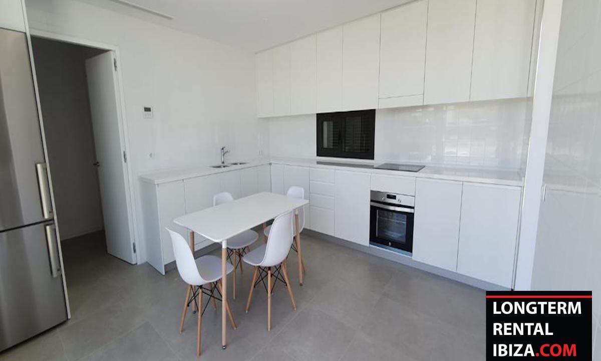Long term rental Ibzia -villa Abstracta 11