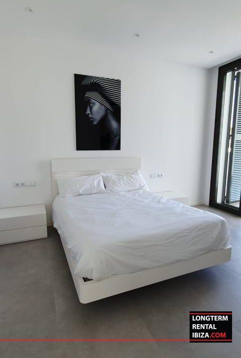 Long term rental Ibzia -villa Abstracta 2
