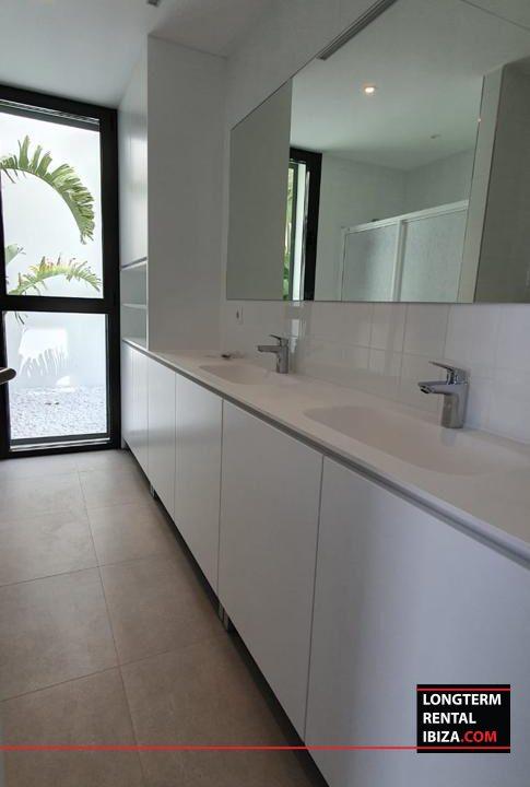 Long term rental Ibzia -villa Abstracta 4
