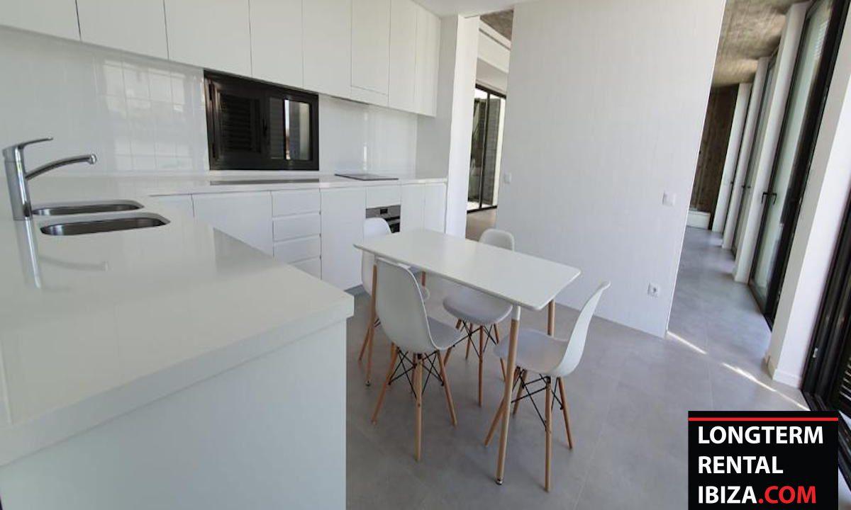 Long term rental Ibzia -villa Abstracta 7