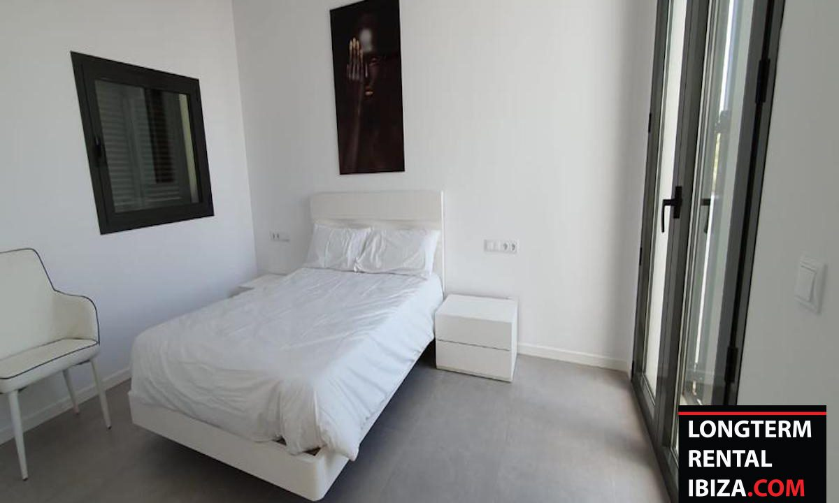 Long term rental Ibzia -villa Abstracta 8