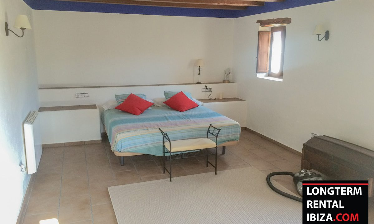 Long term rental Ibiza - Finca Northe 1