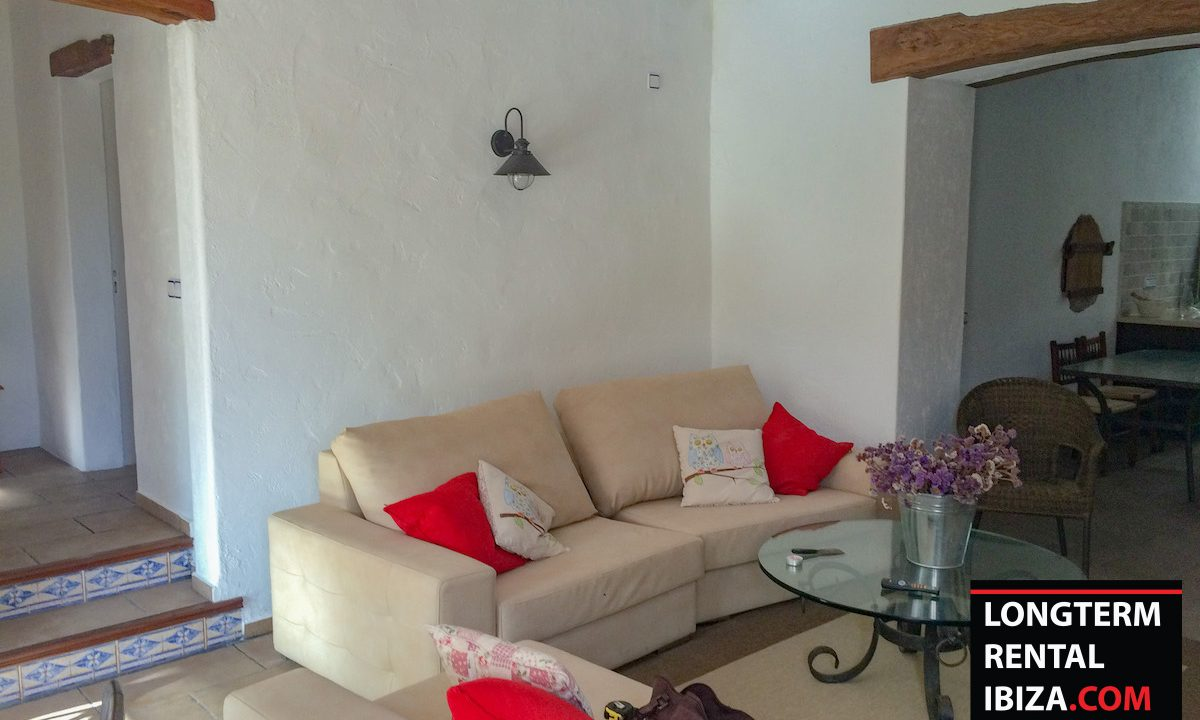 Long term rental Ibiza - Finca Northe 11