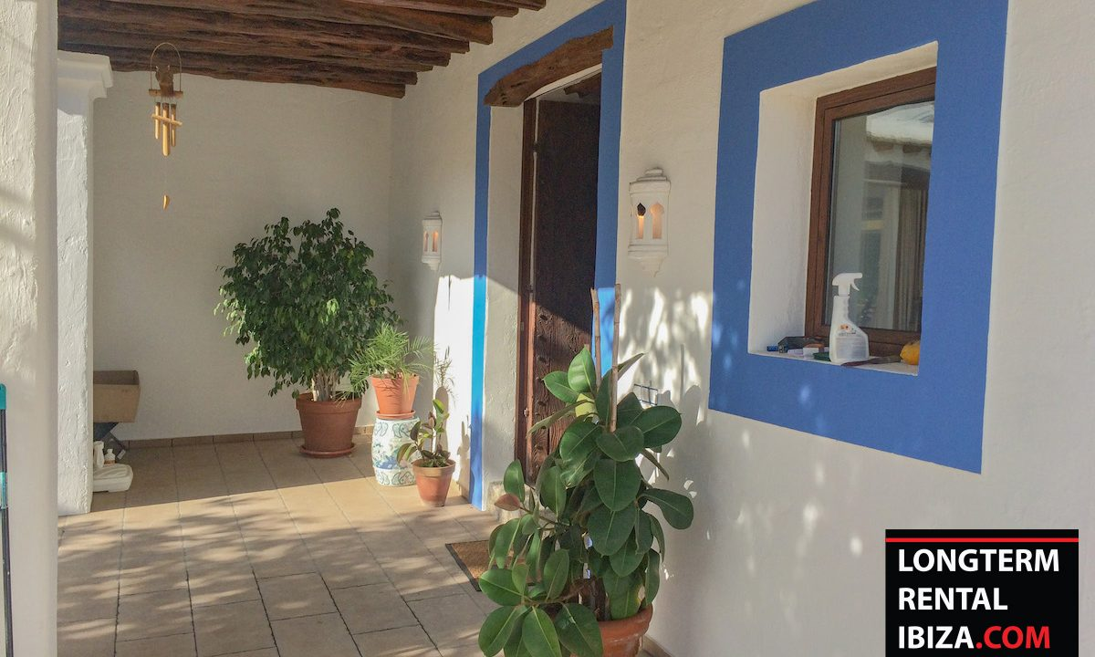 Long term rental Ibiza - Finca Northe 12