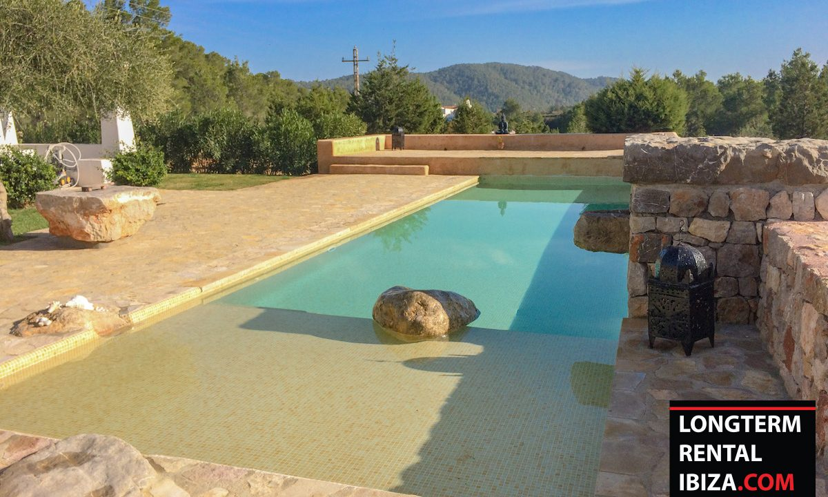 Long term rental Ibiza - Finca Northe 13