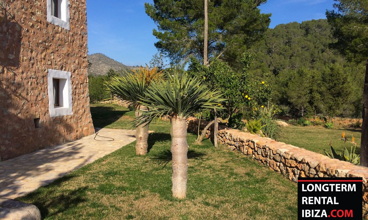 Long term rental Ibiza - Finca Northe 14