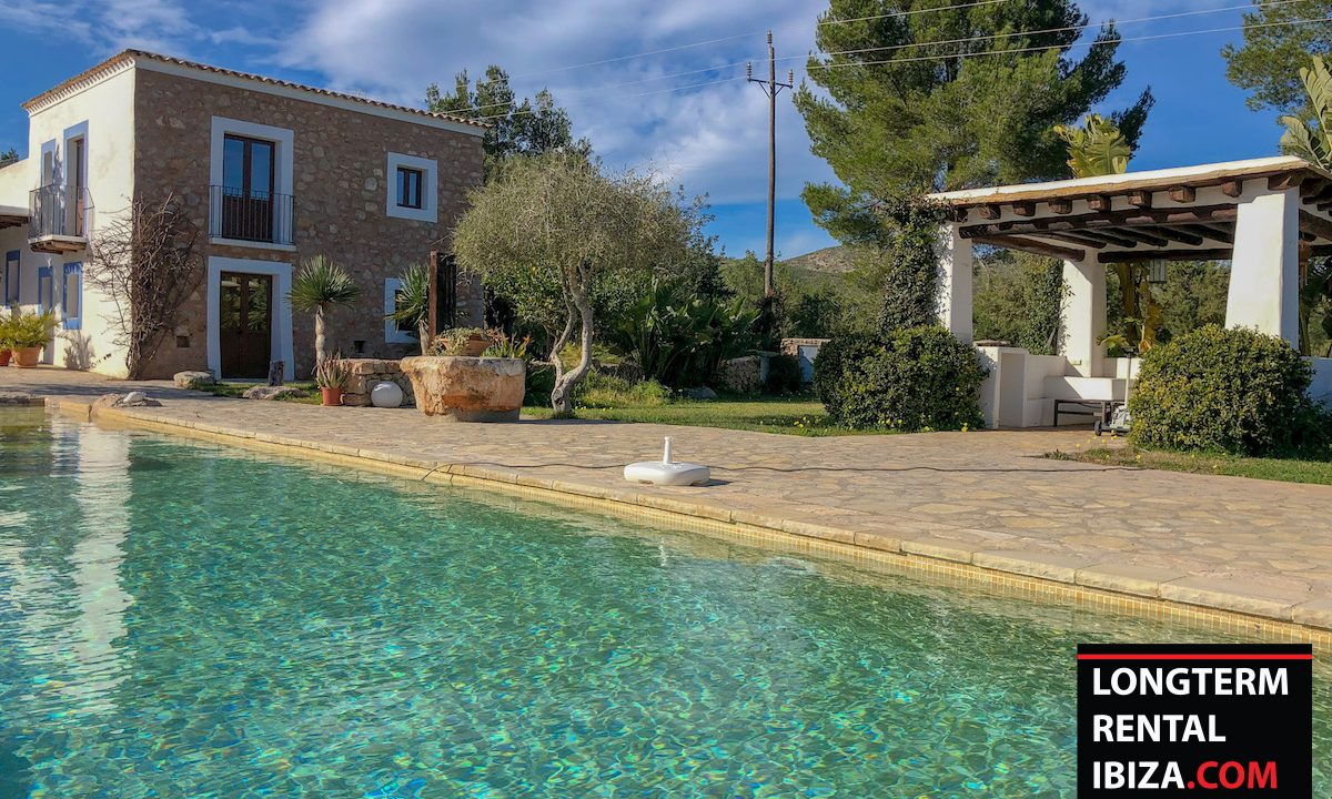 Long term rental Ibiza - Finca Northe 17