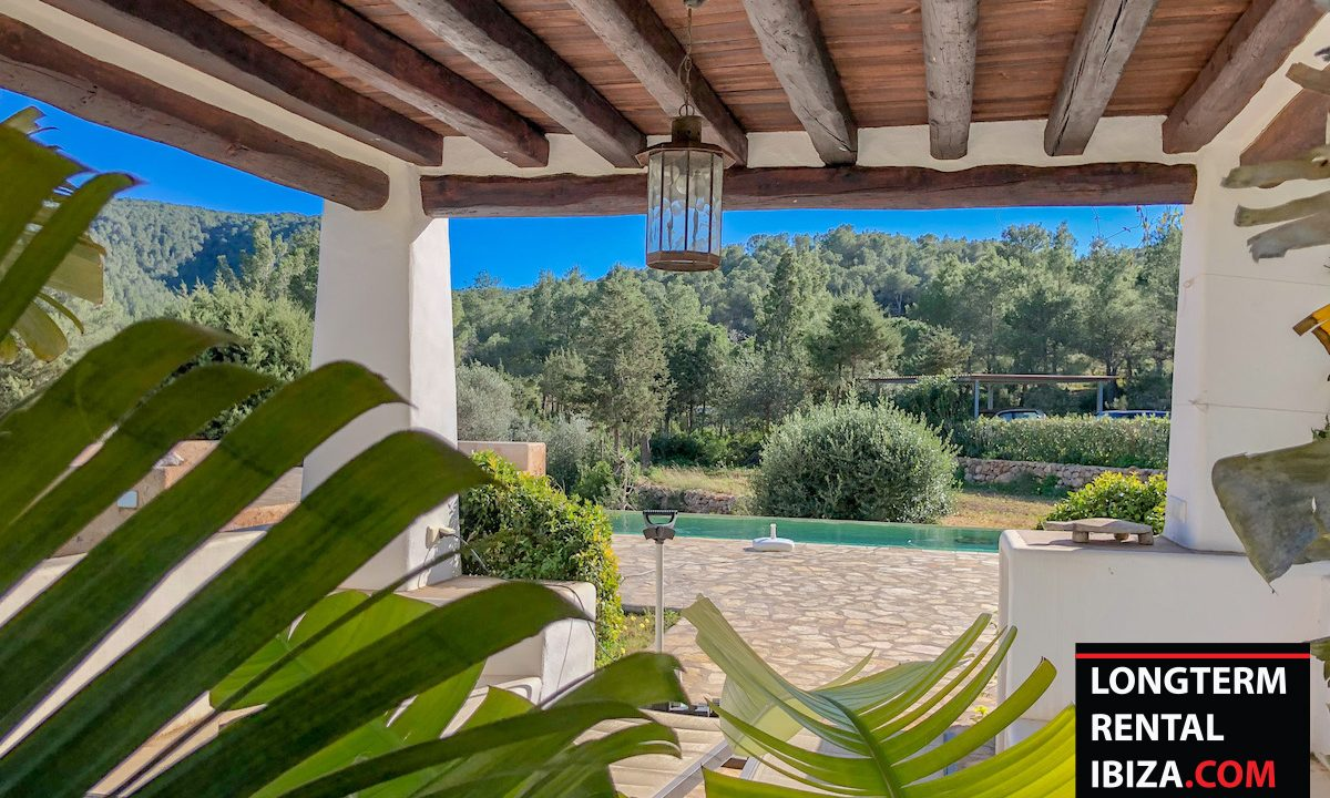 Long term rental Ibiza - Finca Northe 19