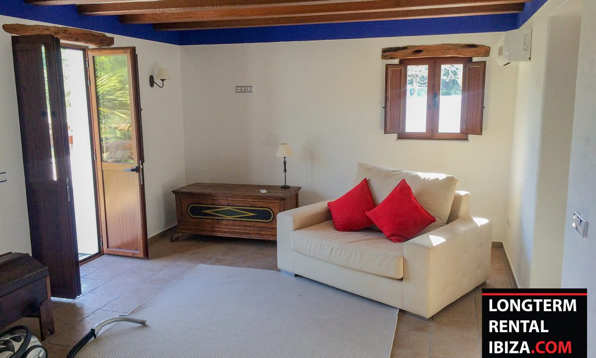 Long term rental Ibiza - Finca Northe 2