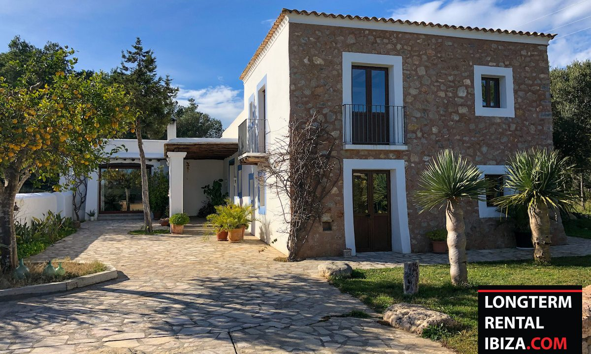 Long term rental Ibiza - Finca Northe 20