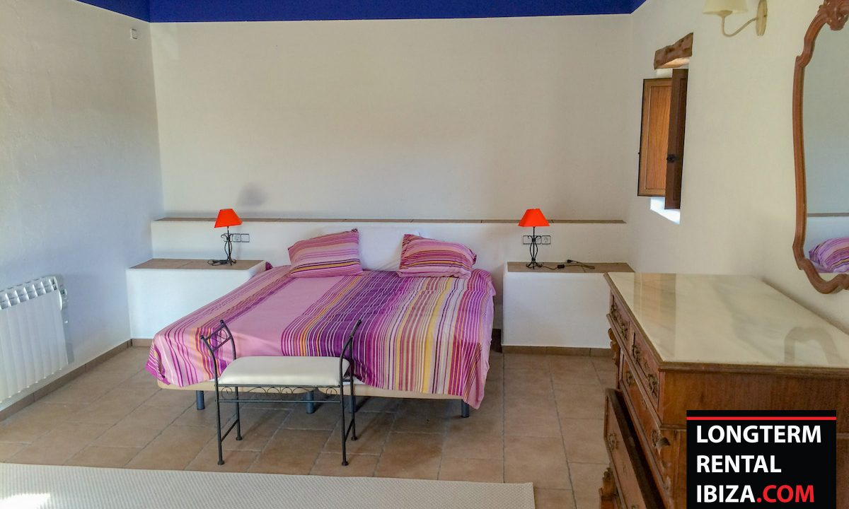 Long term rental Ibiza - Finca Northe 6