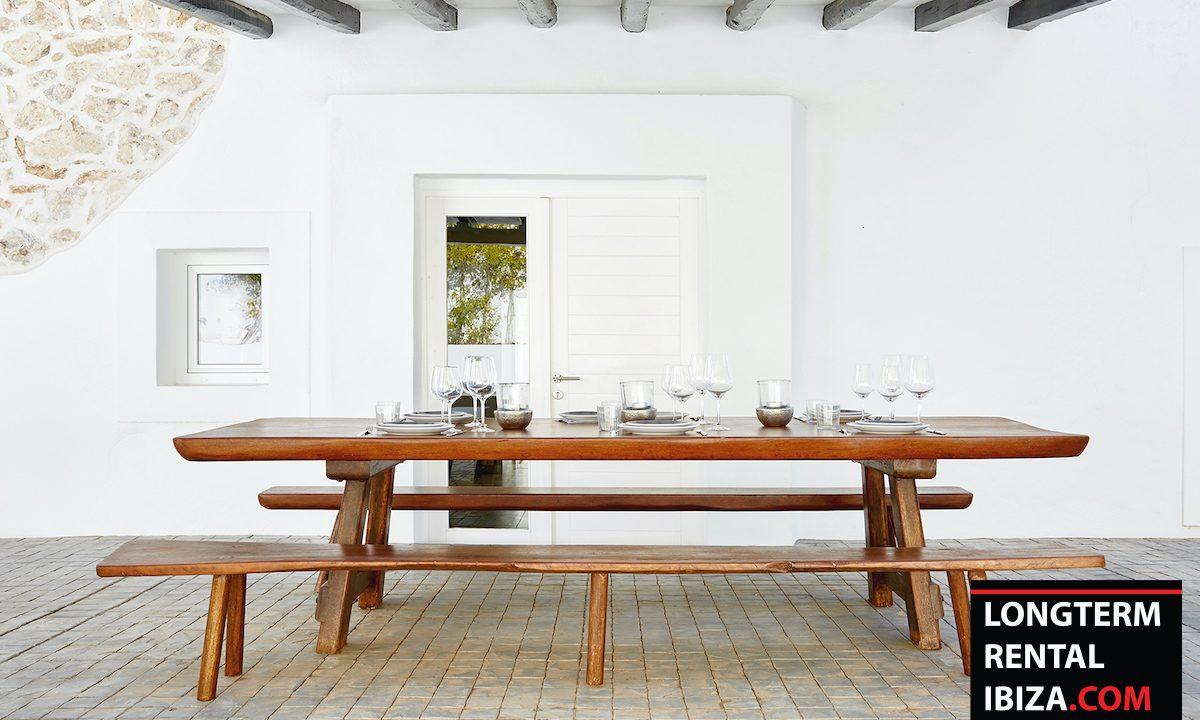 Long term rental Ibiza - Finca Weiß 12
