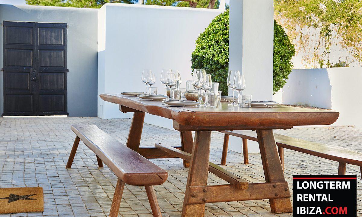 Long term rental Ibiza - Finca Weiß 13