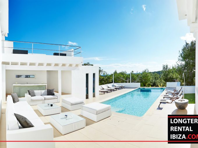 Long term rental Ibiza - Finca Weiß