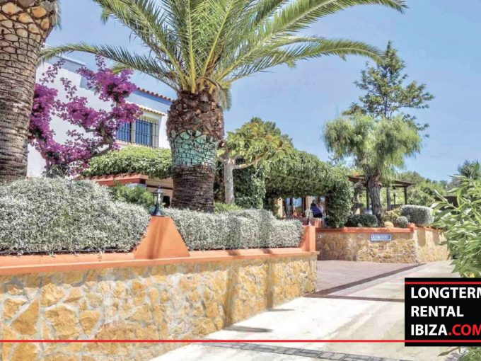 Long term rental Ibiza - Villa Bessos