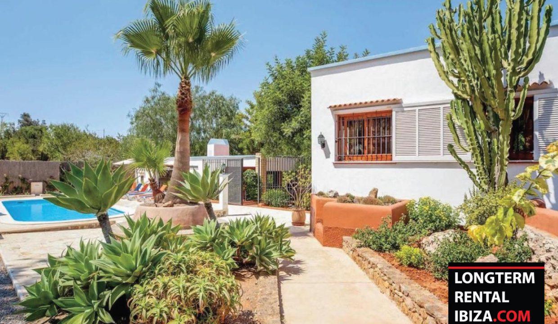 Long term rental Ibiza - Villa Bessos 1