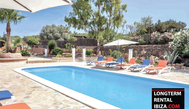 Long term rental Ibiza - Villa Bessos 10