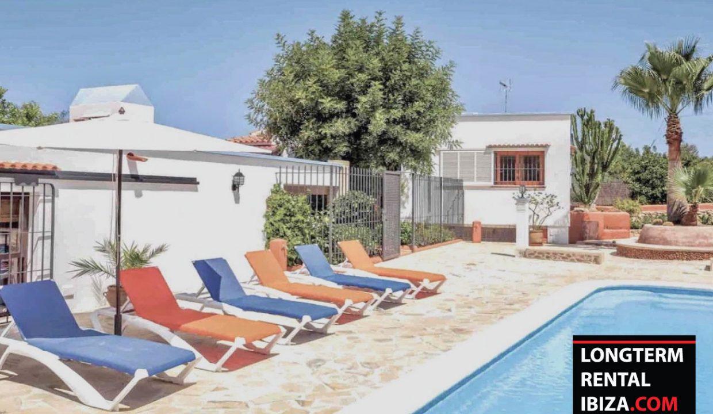 Long term rental Ibiza - Villa Bessos 13