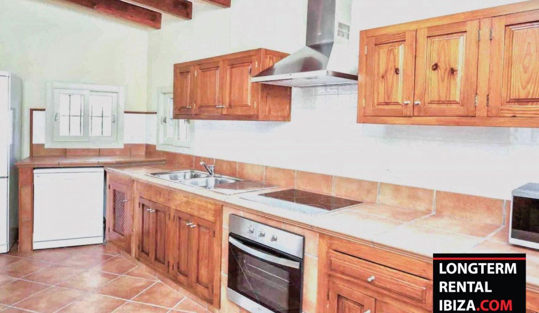 Long term rental Ibiza - Villa Bessos 4