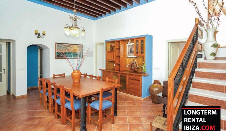 Long term rental Ibiza - Villa Bessos 7