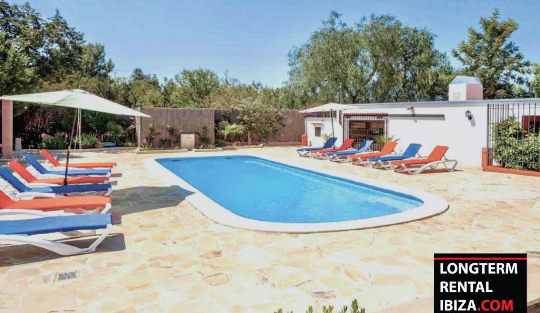Long term rental Ibiza - Villa Bessos 9