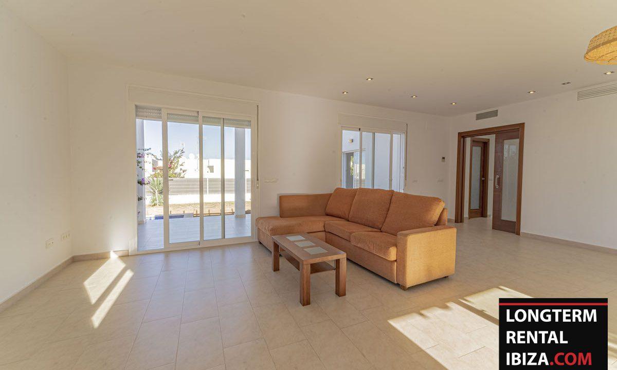 Long term rental Ibiza - Villa De Bou 1