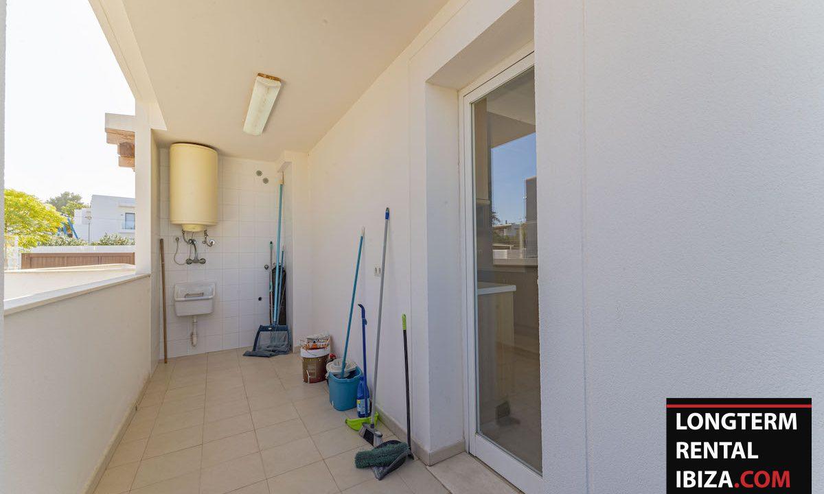 Long term rental Ibiza - Villa De Bou 10