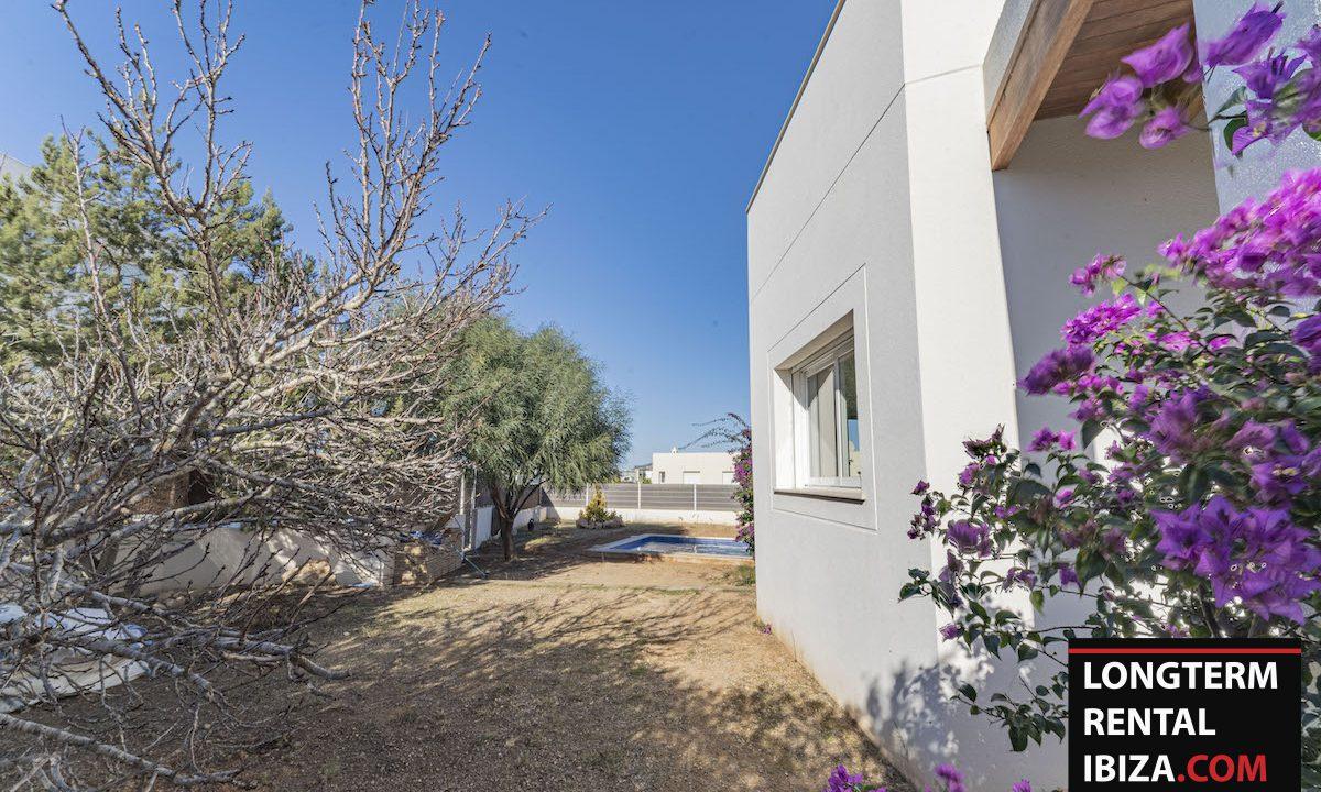 Long term rental Ibiza - Villa De Bou 17