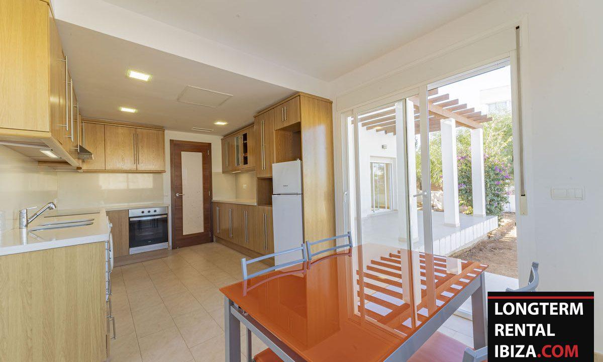 Long term rental Ibiza - Villa De Bou 2